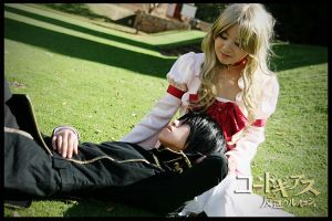 CodeGeass R2: Lelouche Nunally by twinklee