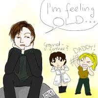 I'm feeling old... by Schokopocky