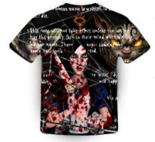 Alice 2 T-shirt by lastRevan