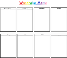 Wardrobe Meme by Wataru12012
