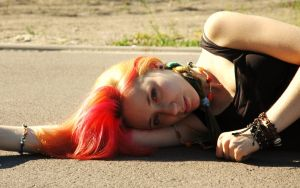 If I lay here... by Arwey