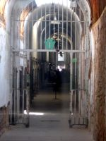 Cell Block One by Decarabia69