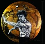 Bruce Lee- Be Your Own ICON by NicholaiKHAN