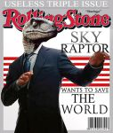 Skyraptor is coming to town by skyraptor