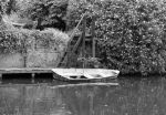 Boat on the Canal by DavisMarie