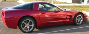 My Car, Corvette C5 by dknoth