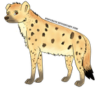 Nala15 Hyena Contest Entry by PonyRave