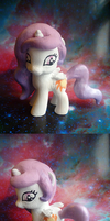 My Little Filly Princess Celestia by mooncustoms