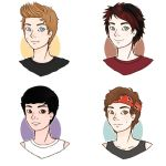 5SOS by chaoticshen