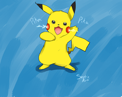 Septic's Pika Pika by Septic-Art