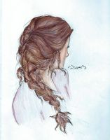 French Braid by Eyedowno