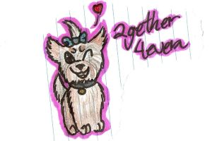 2gether 4ever .:CO::. by lunurwolf
