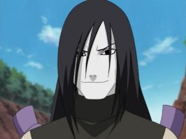 A normal looking Orochimaru by Terrence3D