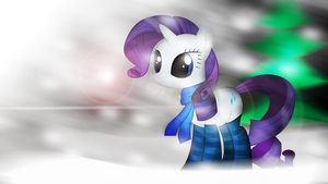Winter Rarity by Izeer