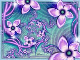 Lilly Pink by Mookiezoolook