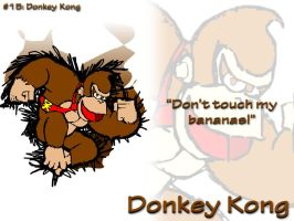 AMPicture #15: Donkey Kong by AmpleDeviant