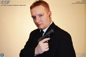 007 Cosplay Stock_8 by Joran-Belar