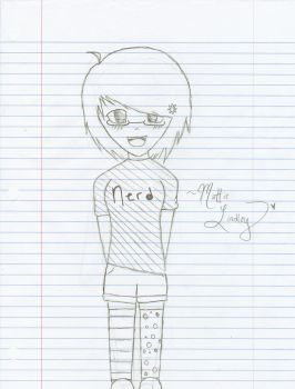 Me (Updated!) by TrixyMuffin1399
