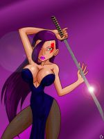 PSYLOCKE by lordcoyote