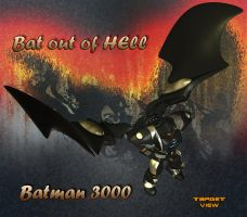 Bat out of Hell 3 by TargetView