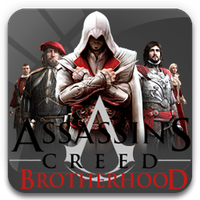 Assassin's Creed Brotherhood - Square Icon by GoldenArrow253