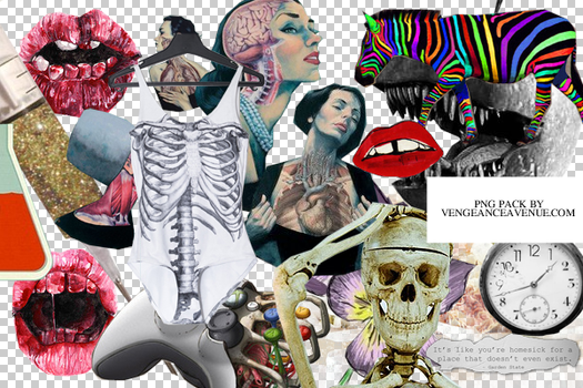 PNG pack by VACOM by vengeanceavenue