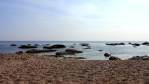 seashore by araXne