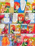 Megaman: S-H-D Manga Page 28 by Sonicbandicoot