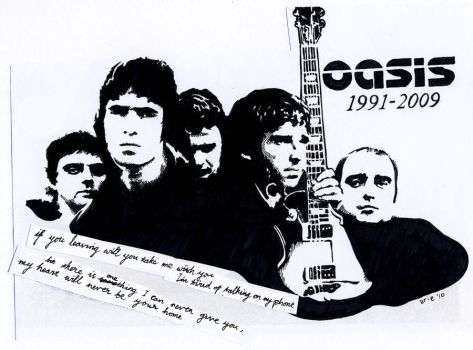 OASIS, tribute by justwantobeme