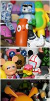 toy collection by neilakoga