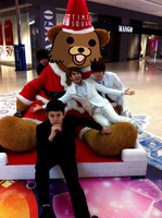 SJ kids and Pedobear by Darkeyedcat
