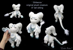 Girbecca Plush by Lithe-Fider