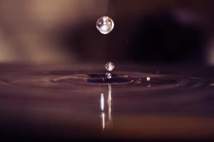 Water Drop by pizdUrRart