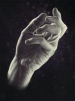 Hand Study 6 Day #27 by AngelGanev