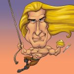 Who Would Win In A Fight? - Fabio by effektdmentality
