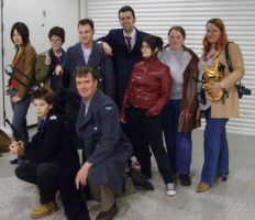 Expo: The Sunday Group II by teamTARDIS