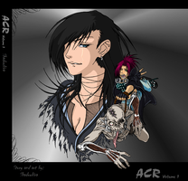 ACR Cover Art by ShadowKira