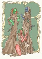 The Fates by s-carter