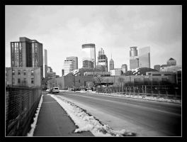 Minneapolis by datasage
