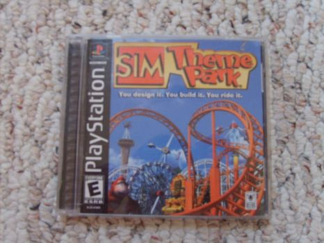 Sim Theme Park-front by AUSTINMEADOWS