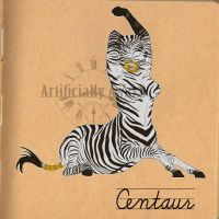Day 2: Centaur by ArtificiallyAwake