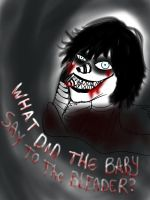 What did the dead baby say to the blender by Stormdeathstar9