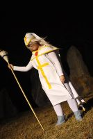 White Mage Ryou by arahith