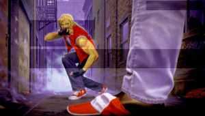 Real Bout Fatal Fury 2 - PSP by iFab