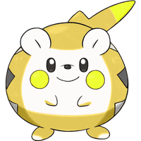 Togedemaru (Shiny Theory) by HGSS94