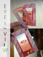 ATC's In Eye's View 1 of 4 T by GillianIvy