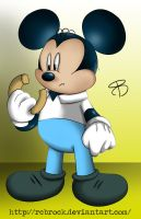 Mickey Simpson by RCBrock