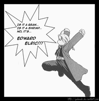 It's Edward Elric by galandri