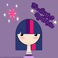 Twilight Sparkle Chibi by Kawaii-Ariana