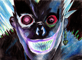 Ryuk by szancs